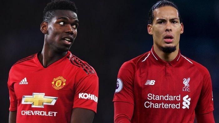 Liverpool Punya Keuntungan Jelang Laga Dengan Manchester United