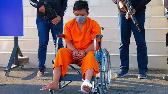 Suami Pembunuh Istri Mengaku Dihantui Selama Jadi Buronan