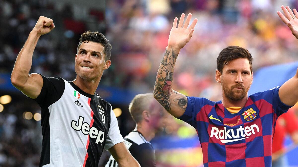 Tidak Cukup Hanya Messi saja, Paris saint germain juga Menginginkan CR7